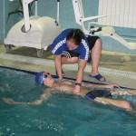 Особенности обучения плаванию детей с ДЦП (спастическая диплегия)